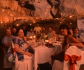 Dining in Ho Dong Tien Cave (Fairy Cave) - V\'Spirit Cruises