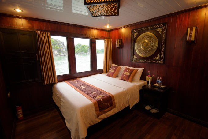 16 Cabins - Double Room