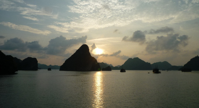 Halong Bay Dawn